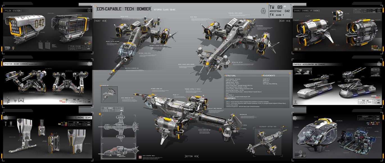 Tech Bomber SPRUT by KaranaK