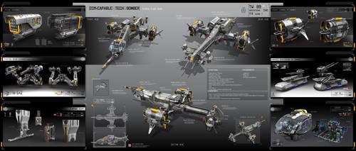 Tech Bomber SPRUT