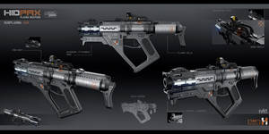 Subplasma gun