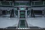 Martian outpost - Lab Area (View 2)