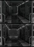 Corridor tileset 01