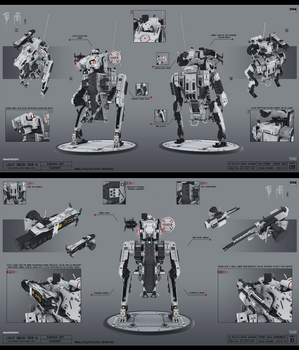 Light mech tier 2