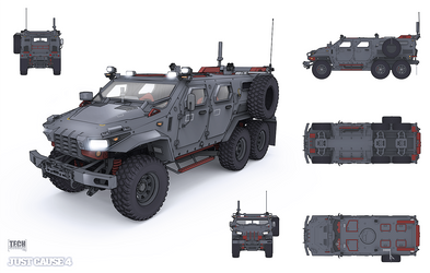 MRAP (Just cause 4)