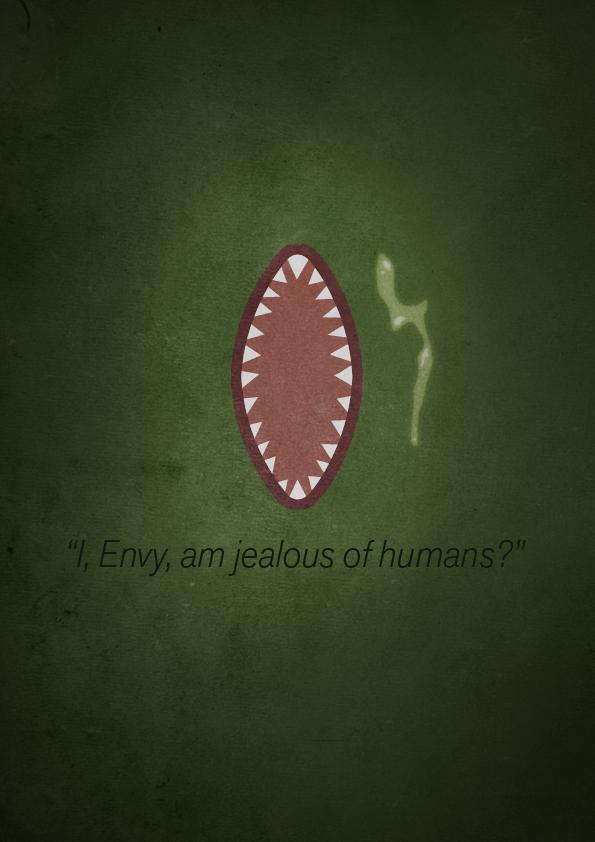 FMA Poster Envy V1 By JustTomTom
