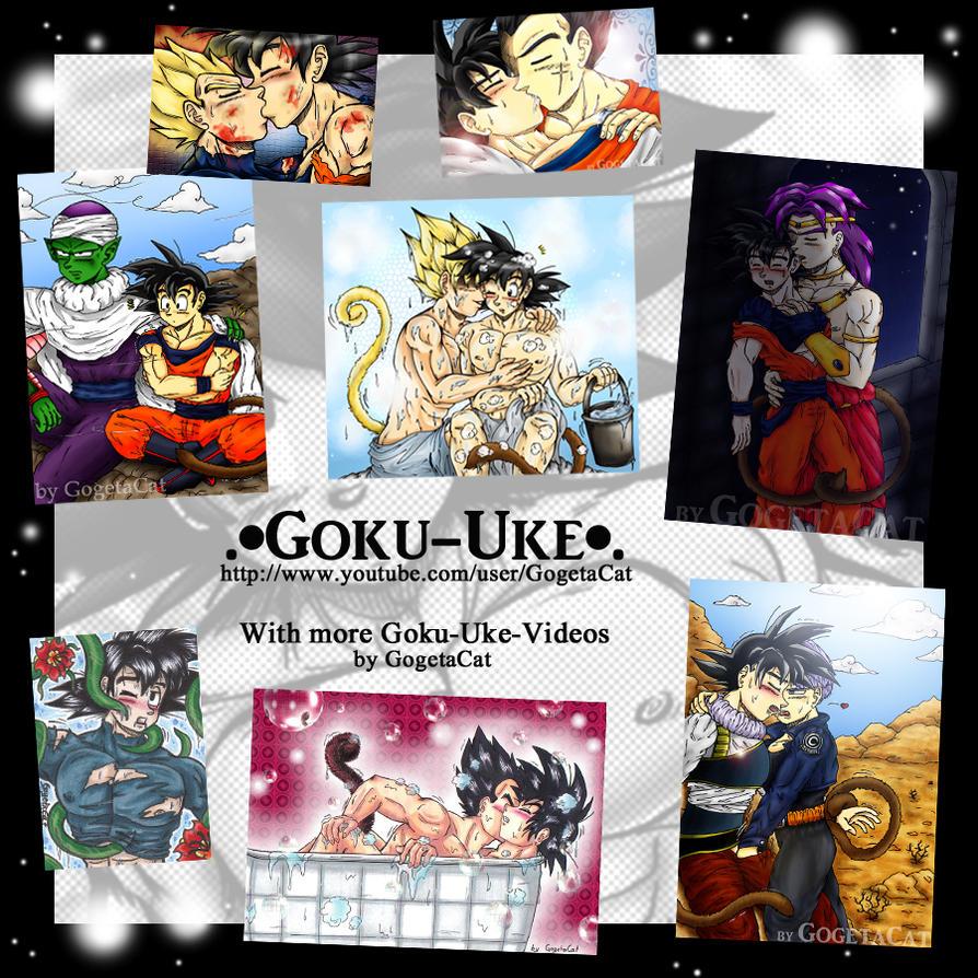 New GOKU-Uke-videos by XxGogetaCatxX