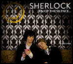 SHERLOCK_enjoy the silence_Illu
