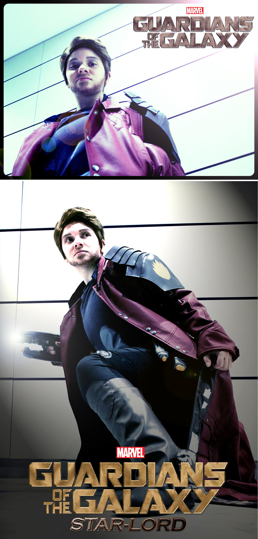 Star lord cosplay 2 by xxgogetacatxx on deviantart