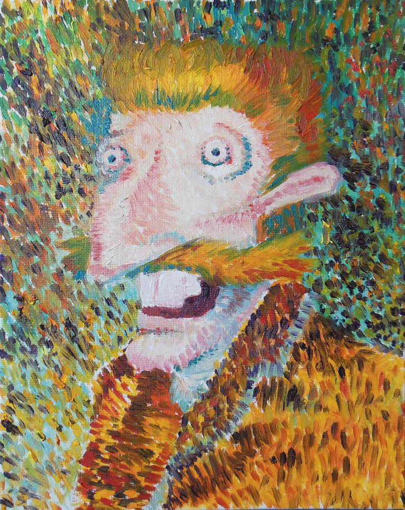 Van Gogh Nigel by Iliketoplayinthedirt