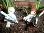 Lego Star Wars: Luke Skywalker and Han Solo