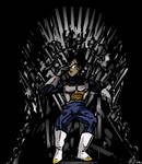 Game Of Thrones Vegeta by bernardtime
