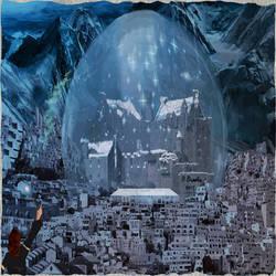 Curse on Tomorrowscape by bernardtime