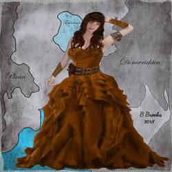 Tomorrowscape: Kirseanoraura Buxtiny by bernardtime