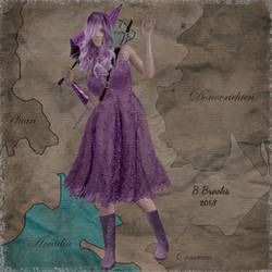 Tomorrowscape: Asmae Broay Updated by bernardtime