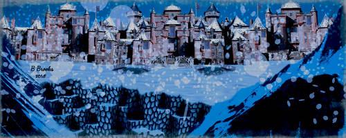 Tomoorowscape: The Kingdom of Donovrichten by bernardtime