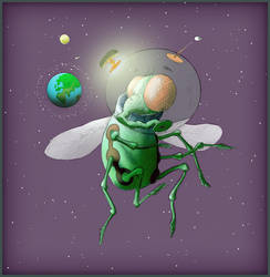 Alien Insect