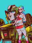 BTA - Sunstreaker and Junko