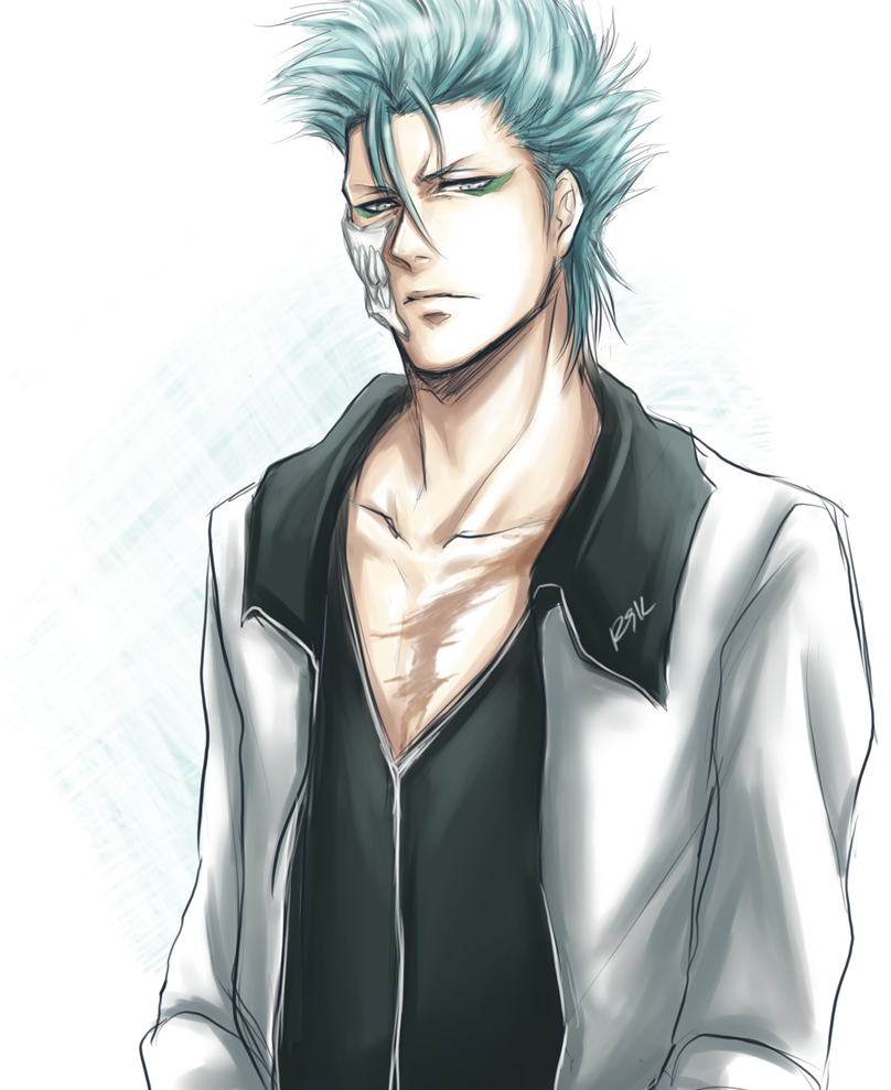 Bleach-Grimmjow By MeinFJ666 On DeviantArt