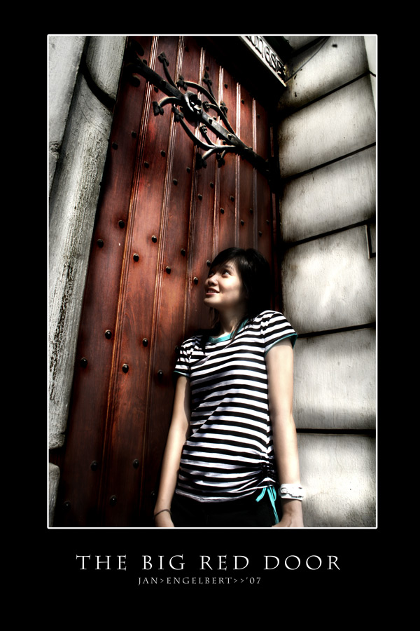 The Big Red Door by jan2710