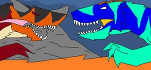Diablotaurus VS Max Spike