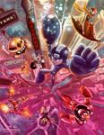 Megaman Tribute - 1st entry