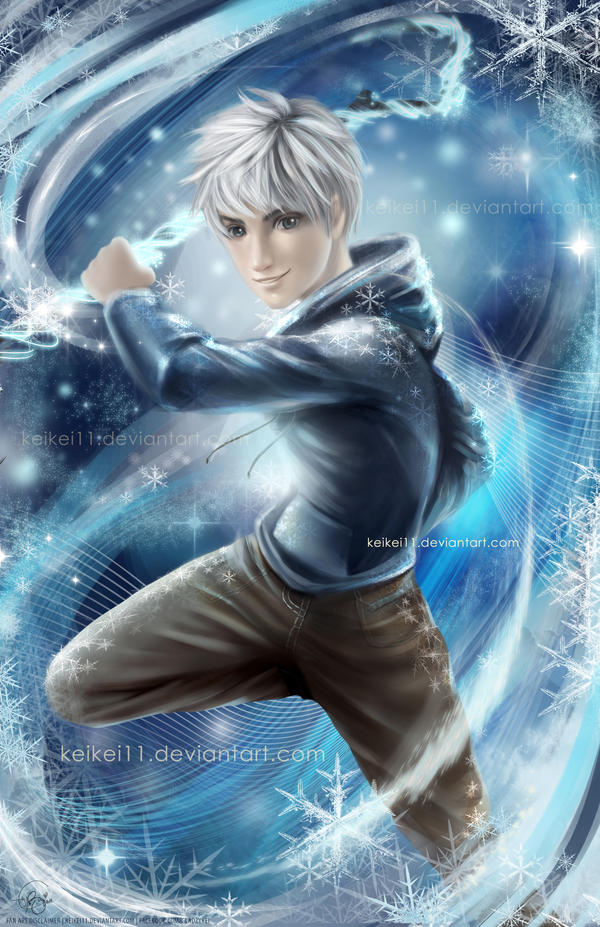 Jack Frost by keikei11