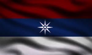 Alternative Flagge von Armenien