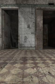 The Psycho Elevator Room