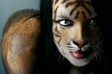 Kiss me Tiger by BrownzWorX