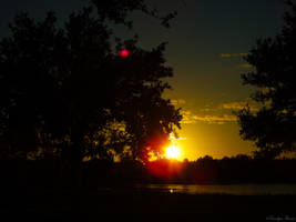 Heated Sunset. by Sparkle-Photography