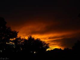 July Sunset. by Sparkle-Photography