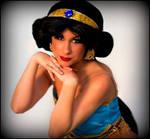 Traci Hines as Jasmine