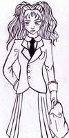Ophelia Concept Sketch