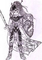 Anyar's Armour by FloweringWolfsbane