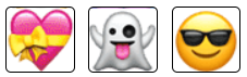 Emojis by LuvYuu