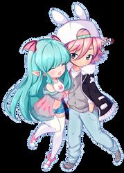 CM: Freya and Zee by LuvYuu