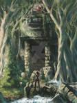 The ruins for a survivor