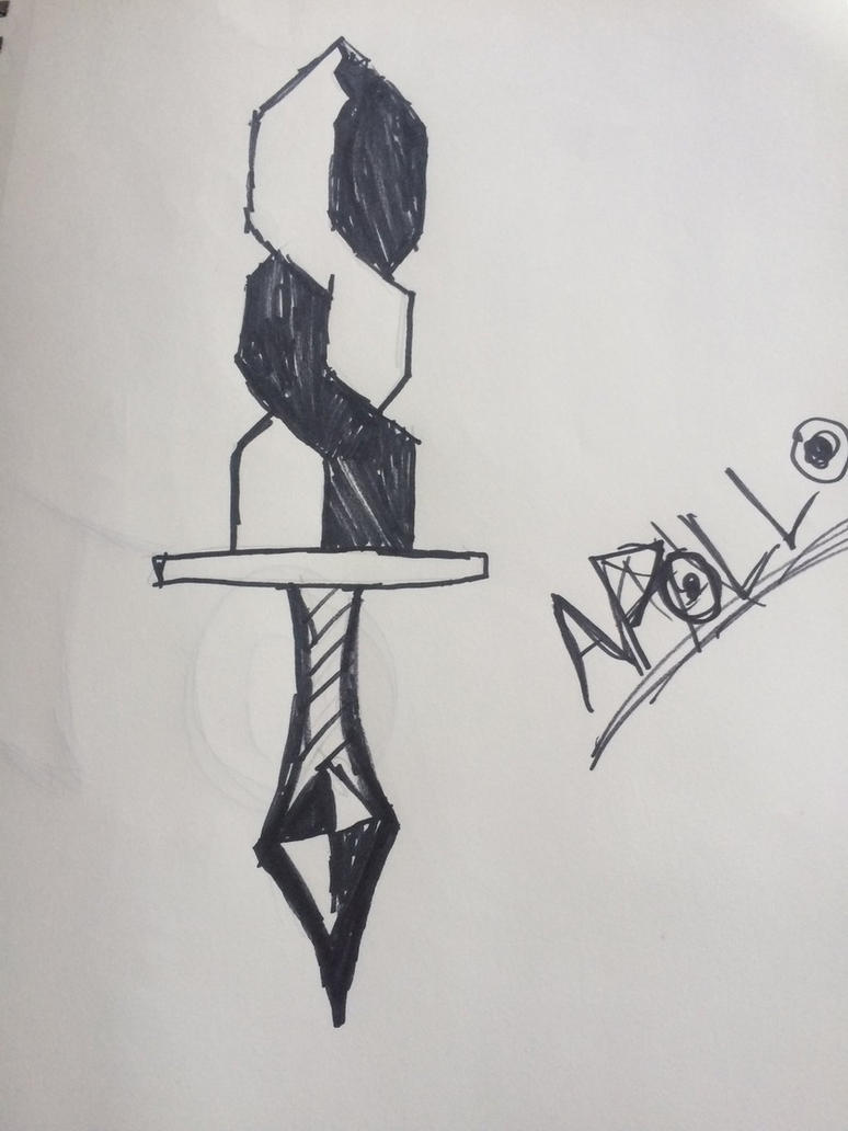 Apollos sword The Pluto by ValeOfFire