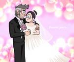 Wedding by MajoRaccoon