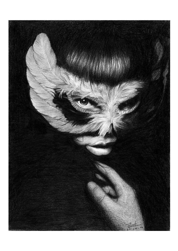 queen of darkness... by dandeesukagambar