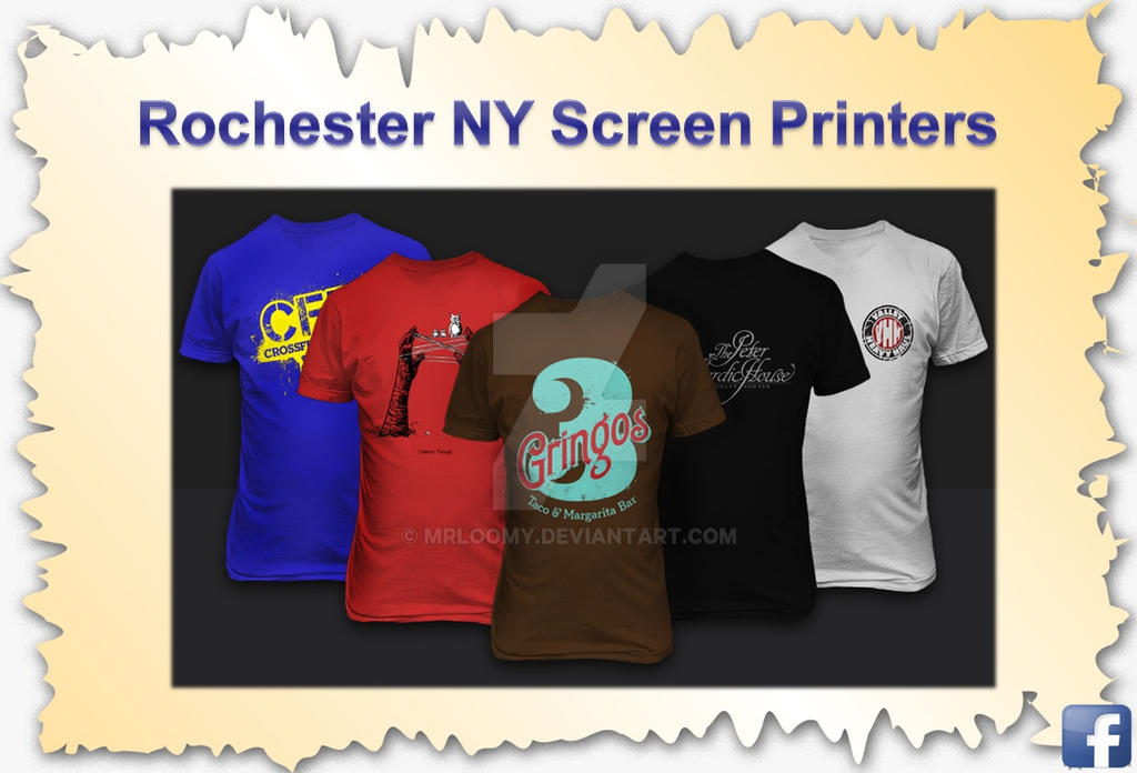 Best T Shirt Printing Services In Rochester Ny With Image