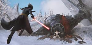 Star Wars - Rencontre by timur-kvasov