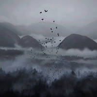 Mountains Made Of Steam by timur-kvasov
