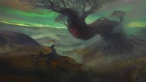 Yggdrasil by timur-kvasov
