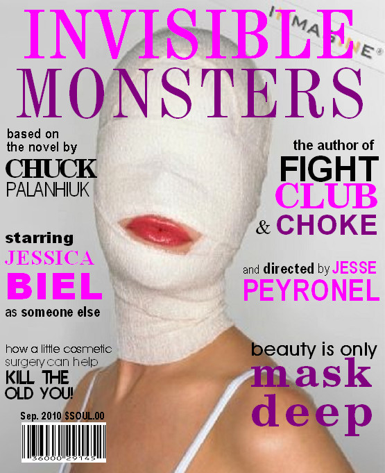 Hypothetical Invisible Monsters poster | The Cult