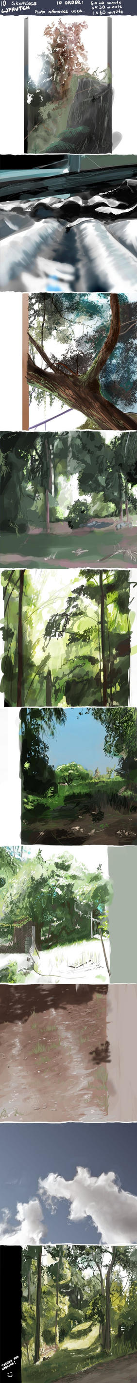 10 Studies - Compilation by LJFHutch