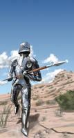 Anachronistic Knight