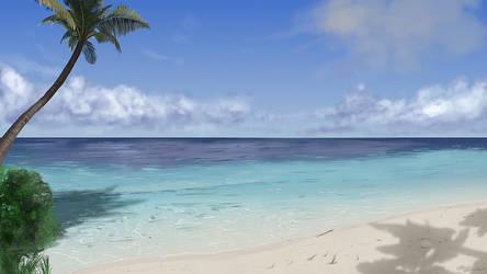 Beach by LJFHutch
