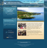 Commercial Round Table of Maui by z-design