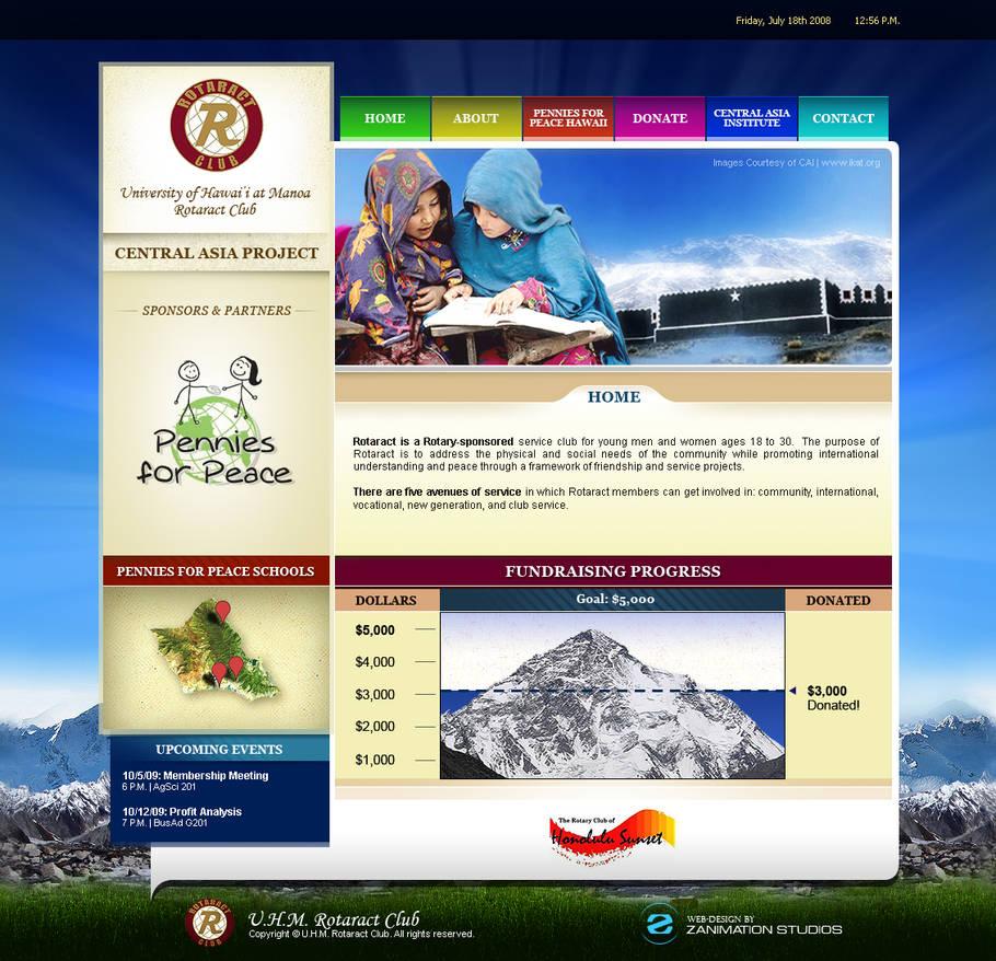 UHM Rotaract Club - C.A.P. by z-design