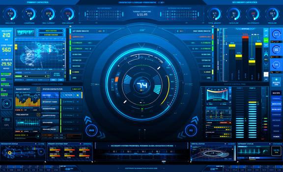 AdvancedUI: Status Screen
